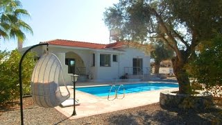 3 BED 3 BATH MODERN BUNGALOW WITH PRIVATE POOL  CATALKOY, KYRENIA  £185,000 REF NUM HP1637 KP