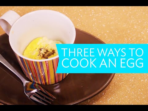 3 WAYS TO COOK AN EGG | Friday Requests | Broke But Bougie