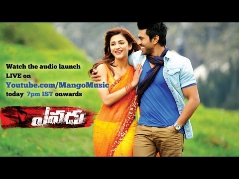 Yevadu Full Audio Launch - Ram Charan, Shruti Haasan, Amy Jackson