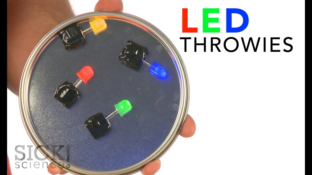 How to Make LED Throwies