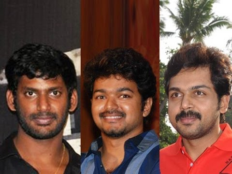Who will be in Seeman's Film. Karthi or Vishal ?