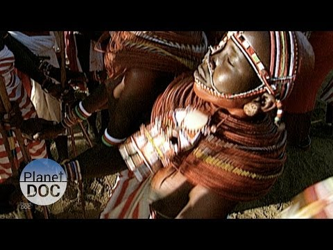 Los Samburu de Kenia | Tribus - Planet Doc