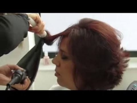 peinado para cabello corto