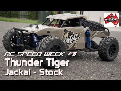 RC Speed Week #11 - Thunder Tiger Jackal Stock