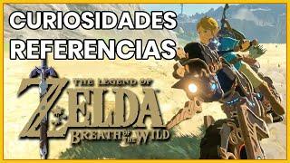 ZELDA: BREATH OF THE WILD DLC LA BALADA DE LOS ELEGIDOS | Curiosidades, easter eggs y secretos