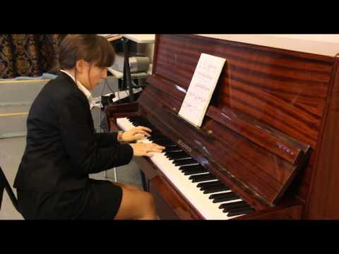 Григ Эдвард - три пьесы для фортепиано Я знал маленькую девушку