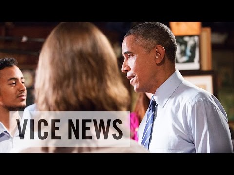 President Obama On Paying Off His Student Loans: The VICE News Interview