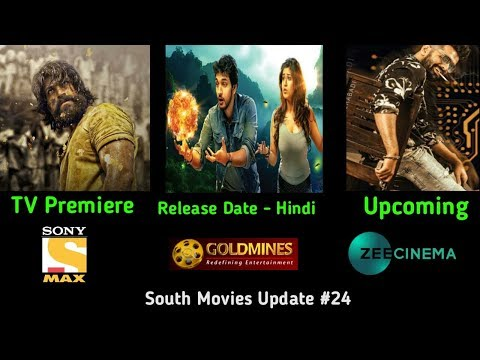 4 Upcoming South Hindi Dubbed Movies | KGF Movie | NGK Movie | South Movie Update #24