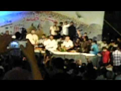 BHAR DO JHOLI MERI YA MUHAMMAD at rizvia 2 shaban 2012 by amjad...