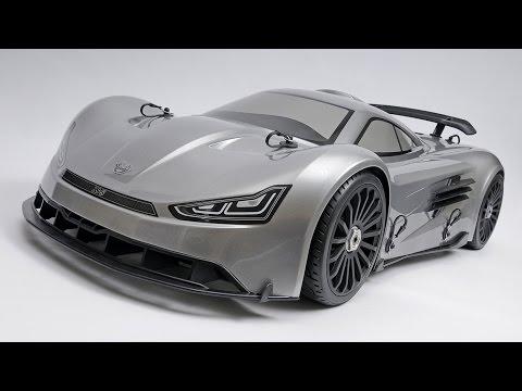 MCD Racing XS-5 | Toy Fair 2015 Spielwarenmesse Nuremberg