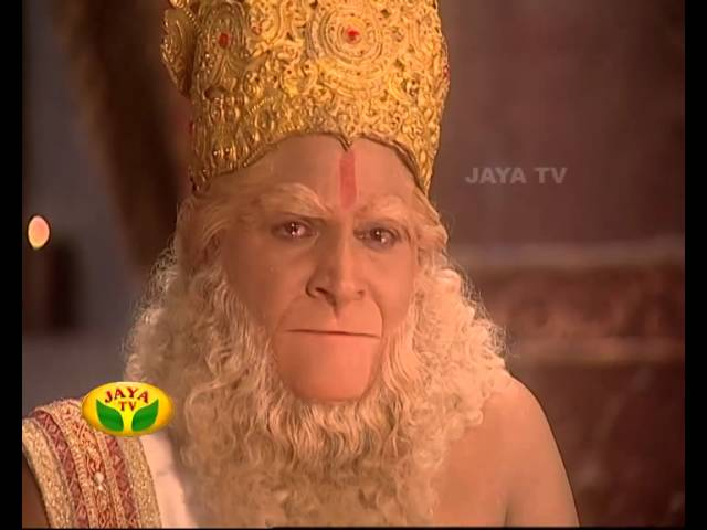 Jai Veera Hanuman - Episode 115 on Friday,09/10/2015