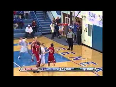 2013 Michigan commit Mark Donnal scores 36 points against conference rival