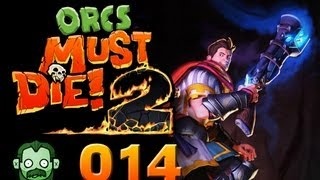 Let's Play Together: ORCS MUST DIE 2 #014 - Ein orkischer Three-Way  [deutsch] [720p]