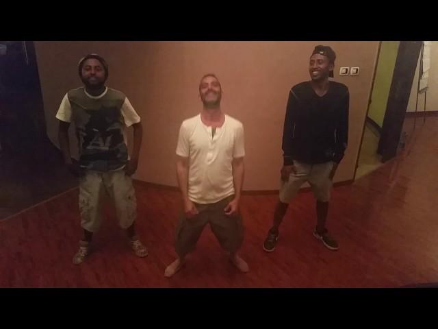 3 deaf dancers