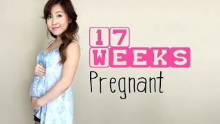 17 WEEK PREGNANCY VLOG