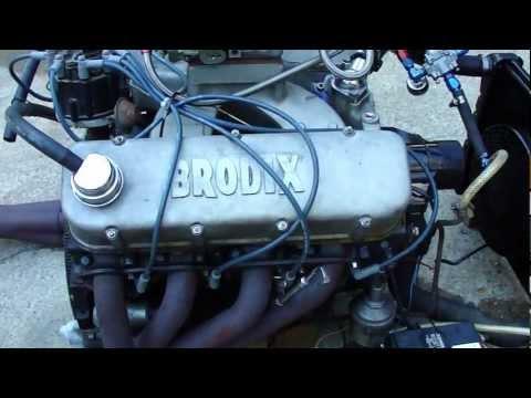 750HP 454 CHEVY ENGINE START UP ON GROUND*HOT RAT ROD ENGINE*CRAZY INSANE CAM EXHAUST * NASTY