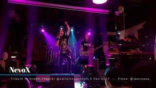 Tribute to Dream Theater - Perform by NevoX (part 2)