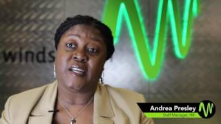 Andrea Presley Offers Advice to Windstream Job Seekers