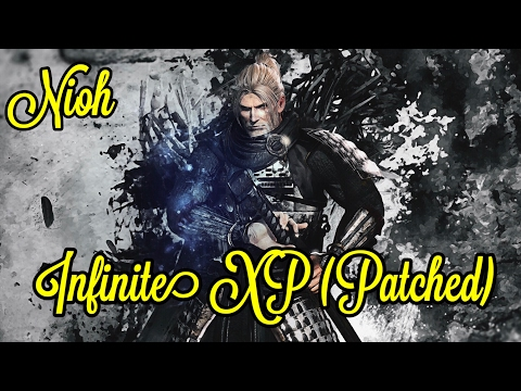 NIOH - INFINITE AMRITA\XP GLITCH: FULL GUIDE
