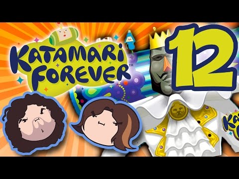 Katamari Forever: Disco Dancin' Dipp  - PART 12 - Game Grumps
