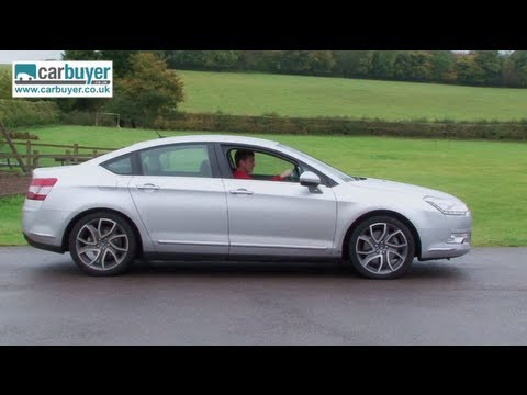 Citroen C5 review - CarBuyer