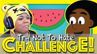 Try Not To Hate Challenge | The Black People Song | ZFLONetwork Reaction | AyChristene Reacts