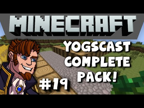 Minecraft: How to kill your EnderDragon(s) - Yogscast Complete Pack #19