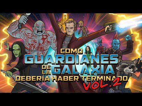 Como Guardianes de la Galaxia Vol. 2 Debería Haber Terminado