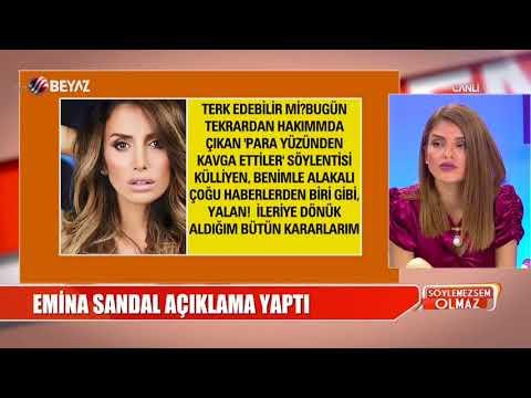 Emina Sandal - Mustafa Sandal çifti hakkında flaş iddia
