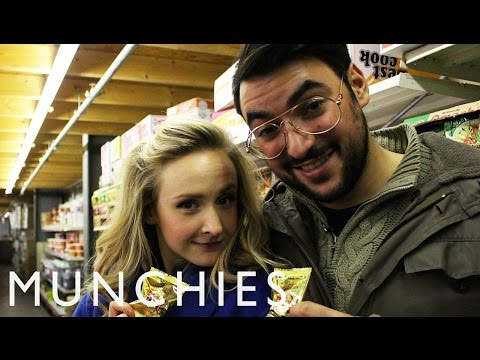 Vegan Christmas Holiday with Leslie Clio: MUNCHIES Guide to Christmas in Berlin Part 3