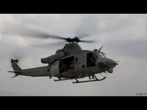 Missing US helicopter found in Nepal