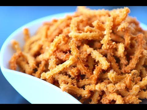 Murukku sticks - How to make murukku - Rice flour snack - Crunchy murukku sticks | Snacks
