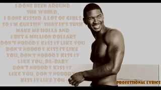 Usher Good Kisser Lyrics HQ