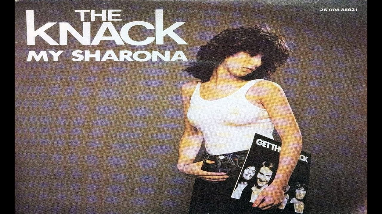 My Sharona - The Knack (With lyrics on the screen) - YouTube