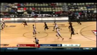 MBB Highlights - Duquesne 83, Dayton 73