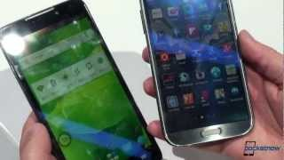 ZTE Grand Memo vs. Samsung Galaxy Note II
