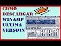 Como DESCARGAR E INSTALAR WINAMP GRATIS ULTIMA VERSION Metodo Recomendado mp3