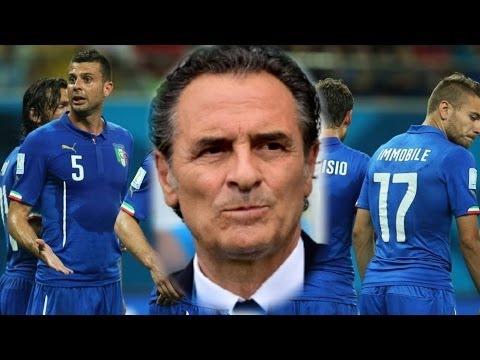 CESARE PRANDELLI SI DIMETTE DOPO LA SCONFITTA ITALIA FUORI DAL MONDIALE 2014