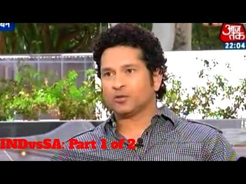 Sachin...Sachin...Reviews India's Win Vs South Africa (Part 1)