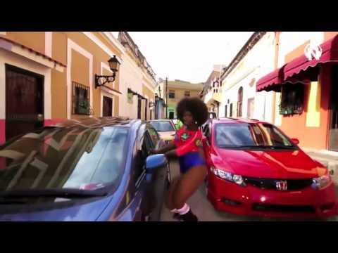 Amara La Negra feat  Jowell & Randy   Ayy Gil Sanders Remix) Video 720p