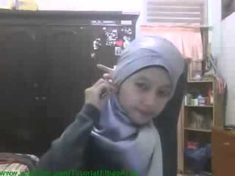 Tutorial hijab Simple Hijab tutorial turban style Terbaru