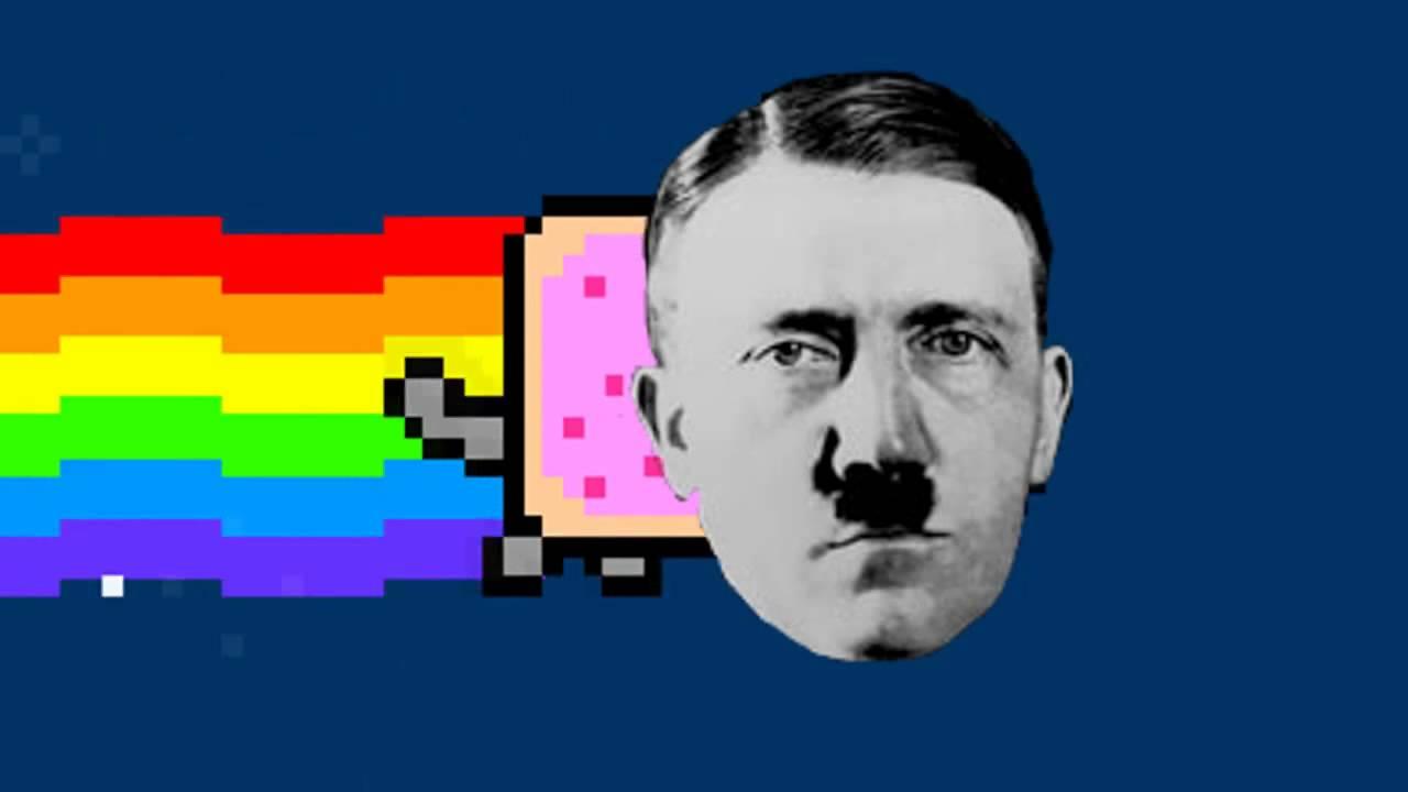 Nyan Cat Hitler Youtube