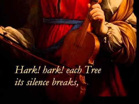 Пёрселл Генри - Hark! each Tree its silence breaks