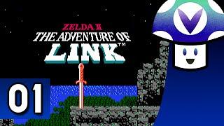 [Vinesauce] Vinny - Zelda II: The Adventure of Link (part 1)