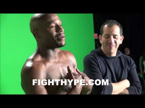 FLOYD MAYWEATHER BEHIND THE SCENES WITH STEPHEN ESPINOZA THIS MY HOMEBOY