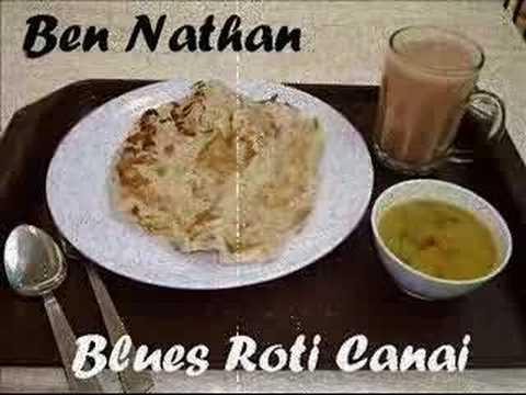 Ben Nathan - Blues Roti Canai