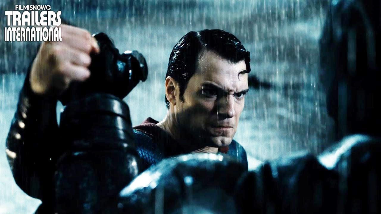 映画『バットマン vs スーパーマン ジャスティスの誕生』究極のバトル編 予告【HD】