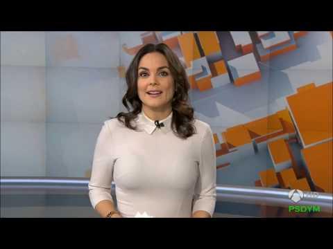 Mónica Carrillo Vestido Blanco