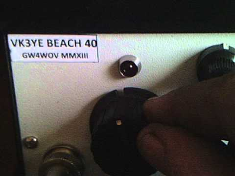 Beach 40 DSB Transceiver