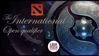 The International 8, CIS Open Qualifier Day 2